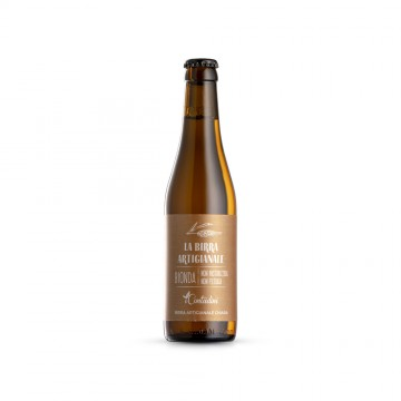 La Birra Artigianale Bionda...