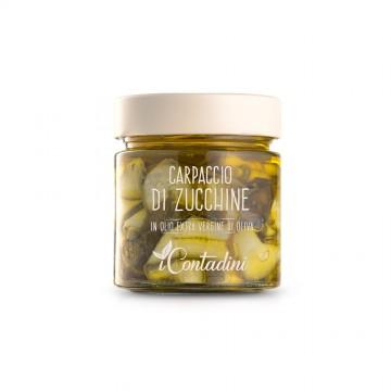 Raw Zucchini Carpaccio 230g